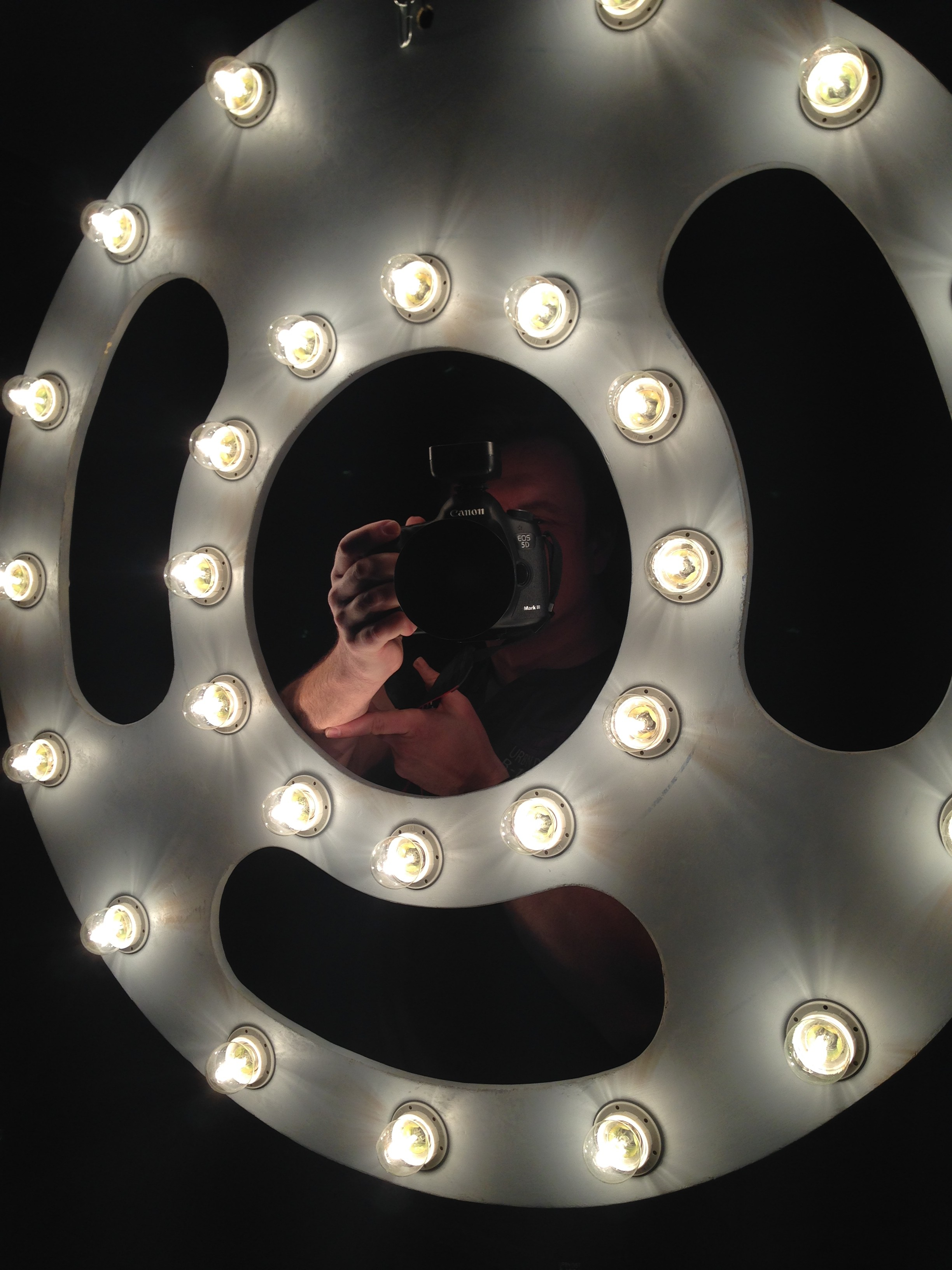 photoshoot photographer lights set cityflower