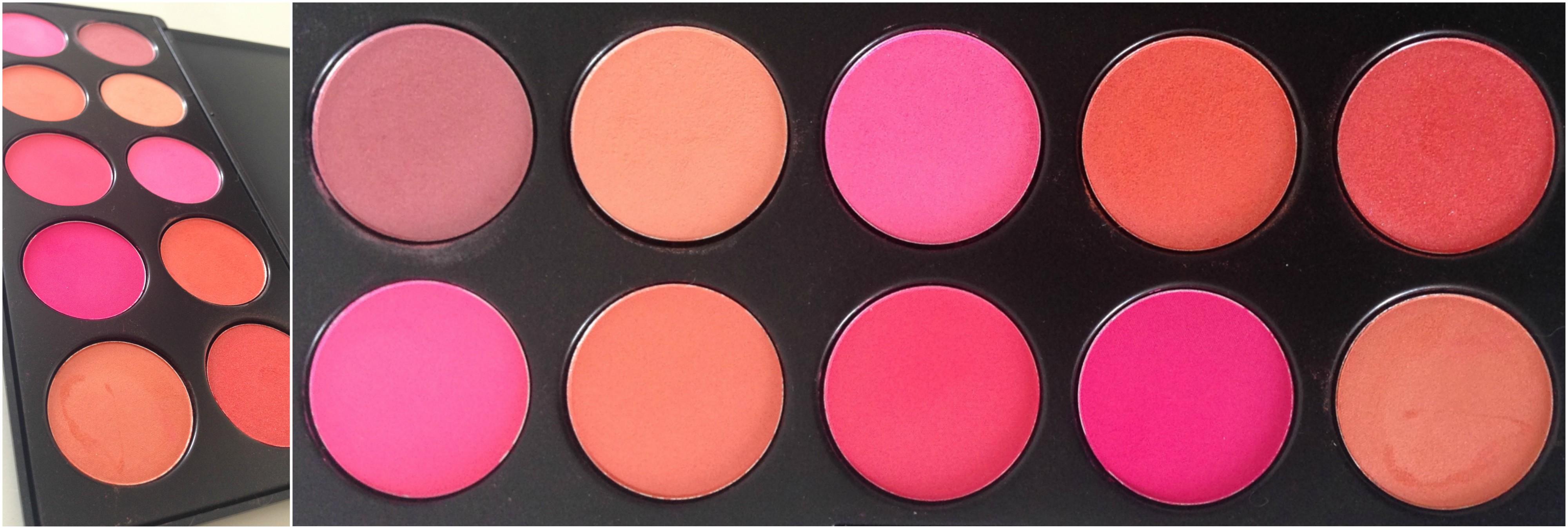 ebay paletky blush tvářenka